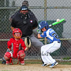 Seacoast Cal Ripken 10-Year-Old All-Stars vs Roger Allen at the Districk VII Tournament @ Roger Allen Park on Tuesday 6-23-2015, Rochester, NH.  Matt Parker Photos