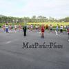 Little Warrior Football Cheering squad members PeeWee, JV and Varsity teams on Monday @ Tuck Field, Hampton, NH.  Matt Parker Photos