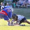NHIAA DIV II Boys Lacrosse Quarter Final game between Winnacunnet and John Stark High Schools on Saturday, 6-6-2015 @ John Stark, Weare NH.  WHS 13, JS 11.  Matt Parker Photos