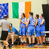 Marshwood Girls Basketball vs Dublin Raiders exhibition girls basketball game during the week long Maine-Ireland Basketball Tour on Thursday @ Eliot Baptist Church, Eliot ME on 7-30-2015.  Matt Parker Photos