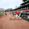 Boston Red Sox vs Miami Marlins on Tuesday 7-7-2015 @ Fenway Park, Boston MA Red Sox-4, Marlins-3.  Matt Parker Photos