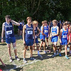 2015 Bobcat Cross Country Invitational JV and Varsity 5k Race on Saturday @ Oyster River High School on 9-19-2015.  Matt Parker Photos