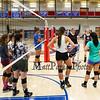 Winnacunnet Girls Volleyball practice on Wednesday @ WHS on 9-2-2015.  Matt Parker Photos
