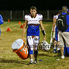 Winnacunnet Warriors Div I Football vs Salem High School @ Salem on Friday Night 9-4-2015.  Matt Parker Photos