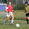 Winnacunnet Warriors Girls Div I Soccer vs Merrimack High School on Tuesday 9-8-2015 @ WHS.  WHS-2, MHS-0.  Matt Parker Photos