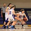 Winnacunnet Girls JV Basketball vs Nashua South High School on Tuesday 2-10-2015 @ WHS.  Matt Parker Photos