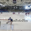 Winnacunnet Warriors Ice Hockey vs Oyster River Bobcats on Monday 2-23-2015 @ The Whittemore Center, Durham, NH.  Matt Parker Photos