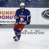 Winnacunnet Warriors Ice Hockey vs Oyster River Bobcats on Monday 2-23-2015 @ The Whittemore Center, Durham, NH.  Matt Parker Photos