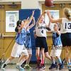25th Annual Charlie Brown Memorial Basketball Classic between York and Hampton Attack Girls 3/4 Grade teams on Sunday 3-1-2015 @ York Middle School, York ME, 8:30AM Start.  Matt Parker Photos
