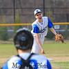 Winnacunnet Boys Freshman Baseball vs Portsmouth High School on Thursday 4-16-2015 @ WHS.  Matt Parker Photos