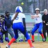 Winnacunnet Girls JV Softball game vs Nashua South High School on Wednesday 4-22-2015 @ WHS.  Matt Parker Photos