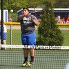 Winnacunnet Boys DIV I Tennis match between Winnacunnet and Alvirne High Schools on Monday 5-18-2015 @ WHS.  Matt Parker Photos
