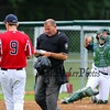 American Legion baseball game between Portsmouth Booma Post 6 and Dover Post 8 on Wednesday 7-15-2015 @ Dover High School.  Matt Parker Photos
