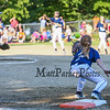 2015 Maine Little League 11-12 Softball State Championships Major Division, York All Stars District 4 vs Scarborough @ South Berwick, ME on Thursday 7-16-2015.  Matt Parker Photos