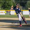 York's Pitcher #8 Abigail Orso throws a fast pitch during Thursday's 2015 Maine Little League 11-12 Softball State Championships Major Division between York All Stars District 4 and Scarborough @ South Berwick, ME on 7-16-2015.  Matt Parker Photos