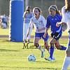 Winnacunnet Warrior Girls Reserve Soccer vs the Lancers of Londonderry High School on Wednesday 9-23-2014 @ WHS.  Matt Parker Photos