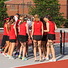 NHIAA DIV I Girls Tennis Championships between Exeter and Bedford High Schools on Wednesday at Pinkerton Academy on 6-1-2016.  Matt Parker Photos