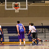 Hampton Recreation High School Basketball Royal Blue vs Maroon on Saturday @ WHS.  Matt Parker Photos