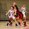 Winnacunnet Warriors Freshman Girls Basketball vs Bedford High School on Monday 1-4-2016 @ WHS.  Matt Parker Photos
