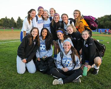 2016-10-11 WHS Girls Soccer vs Pinkerton