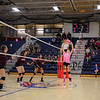 Dig Pink Cancer Awareness Night with the Winnacunnet Warriors Girls Varsity Volleyball vs The Broncos of Alvirne High School on Friday 10-14-2016 @ WHS.  Matt Parker Photos