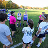 Winnacunnet Warriors Girls Field Hockey vs The Wildcats of York High School in an interstate field hockey scrimmage between defending Maine state champion York and defending New Hampshire state champion Winnacunnet on Monday 10-17-2017 @ York.  The battle of the Sticks ends in a tie WHS-2, YHS-2 in OT...To Be Continued..  Matt Parker Photos
