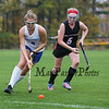 Winnacunnet Warriors Field Hockey vs the Bulldogs of Bedford High School at Friday's NHIAA DIV I Quarter Finals game on 10-21-2016 @ WHS.  WHS-2, BHS-0.  Matt Parker Photos