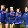 Winnacunnet Warriors Senior Night at Friday Night's NHIAA DIV I football game between Winnacunnet and Keene High Schools on 10-28-2016 @ WHS.  Matt Parker Photos