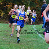 Winnacunnet's #897 Noah Taracena in the Boys race at the NHIAA DIV I Cross Country Championships on Saturday 10-29-2016 @ Derryfield Park, Manchester, NH.  Matt Parker Photos