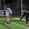 Winnacunnet's #7 Rachel Ingham with the ball during the NHIAA DIV I Field Hockey Championships on Sunday 10-30-2016 @ Bedford HS.  Matt Parker Photos