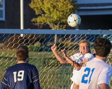2016-10-5 WHS Boys Soccer vs Memorial