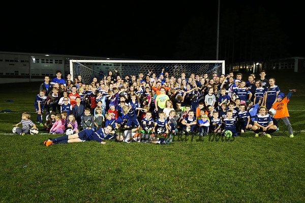 2016-10-6 WHS Soccer Meet The Team Night