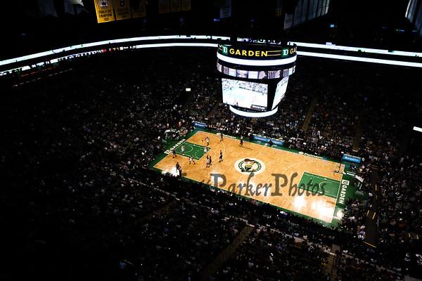 2016-11-11 Celtics vs Nicks NBA Basketball