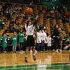 Pre-game entertainment at the Boston Celtics vs New York Nicks NBA Basketball on Friday 11-11-2016 @ Boston Garden, Boston, MA.  Celts-115, Nicks-87.  Matt Parker Photos