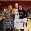 Northeastern Womens Basketball vs Boston University home opener on Friday 11-11-2016 @ The Cabot Center, Boston, MA.  Matt Parker Photos
