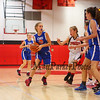 Stratham's Junior High Cooperative Middle School Girls Basketball vs Newmarket on Wednesday 11-30-2016 @ Newmarket.  Matt Parker Photos
