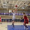 Winnacunnet Warriors Girls Varsity Basketball vs the Crusaders of Memorial High School on Thursday 12-22-2016 @ WHS.  Matt Parker Photos