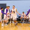 2016 Oyster River High School Bobcat Invitational Boys Basketball Tournament Semi-finals between Winnacunnet Warriors and Marshwood Hawks Basketball on Tuesday 12-27-2016 @ Oyster River HS.  Matt Parker Photos