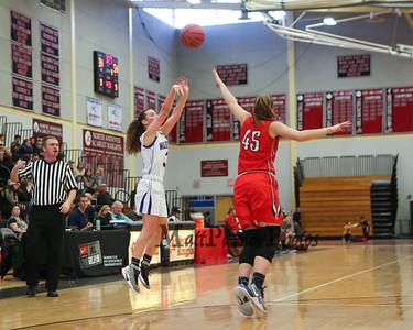 2016-12-28 WHS Girls Basketball vs Central Catholic