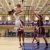 Winnacunnet Girls Basketball at Friday's Home opener between Winnacunnet and Alvirne High Schools on 12-9-2016 @ WHS.  Matt Parker Photos