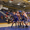 Winnacunnet Warriors Boys Basketball vs Salem Blue Devils on Friday 2-12-2016 @ WHS.  Matt Parker Photos
