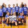 HYA 5/6 Girls Championships between Syracuse and Duke on Saturday @ Marston School on 2-13-2016.  Matt Parker Photos