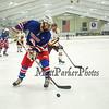 Winnacunnet Warriors Ice Hockey vs Lebanon Raiders at Monday's NHIAA DIV II Hockey game @ Campion Arena, Lebanon, NH on 2-22-2016.  WHS-1, LHS-3.  Matt Parker Photos