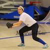 Winnacunnet's Anna Cady fields the ball during softball practice on Wednesday  3-23-2016 @ WHS.  Matt Parker Photos
