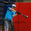 Winnacunnet Sophmore Matt Gigliotti connects with the ball in the batting cage at Wednesday's practice  on 3-23-2016 @ WHS.  Matt Parker Photos