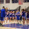 #7 Winnacunnet Warriors Boys Basketball vs the #10 Lancers of Londonderry high School at Wednesday's 1st Round NHIAA DIV I Boys Basketball playoff game on 3-9-2016 @ WHS.  WHS-58, LHS-47  Matt Parker Photos