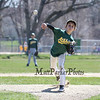 Majors pitcher Taig Healy of the Athletics throws a fast ball vs the Red Sox at Hampton's Cal Ripken's Opening Day celebration and games on Saturday 4-16-2016 @ Tuck Field Hampton, NH.  Matt Parker Photos