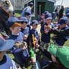 Hampton Youth Association Cal Ripken Opening Day celebration and baseball games on Saturday 4-16-2016 @ Tuck Field Hampton, NH.  Matt Parker Photos