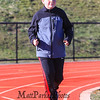 Winnacunnet Freshman Mac Baker spent Tuesday on the Winnacunnet outdoor track training for the 800 and 1600 meter races in preparation for next Tuesday's (April 12th) home meet vs Dover.  Photo taken on 4-5-2016 @ WHS.  Matt Parker Photos