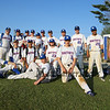 Winnacunnet players pose for a photo after  a big win over the Owls of Timberlane High School on Wednesday 5-11-2016 @ WHS.  WHS-10, THS-5.  Matt Parker Photos